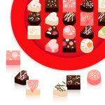 バレンタインデーの手作りチョコ。今年はチョコペンの使い方をマスター!