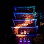 室生寺紅葉ライトアップに行ってきました。