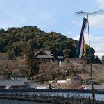 長谷寺の大観音大画軸を見てきました。