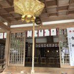 伊賀市の大村神社に参拝に行ってみました。